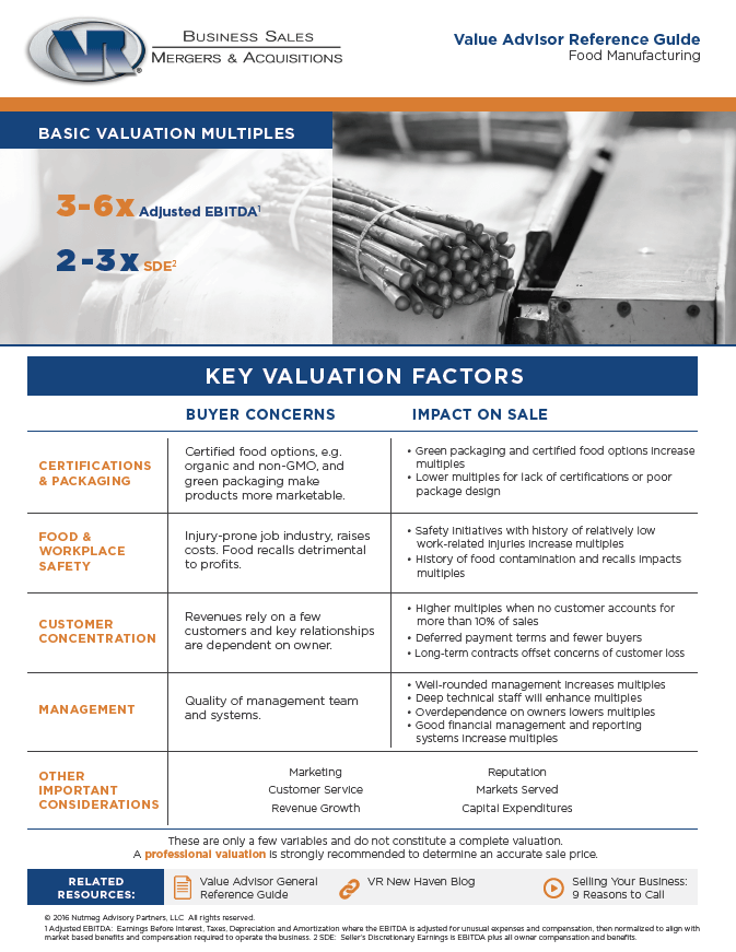 5 Industries Added to Business Valuation Guide Library for